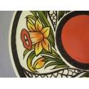 LARGE CHARLOTTE RHEAD CROWN DUCAL BYZANTINE JUG ART DECO 1930's