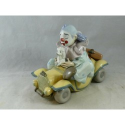 Lladro Trip To The Circus...