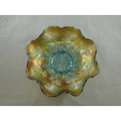 Lovely Fenton Aqua Holly...