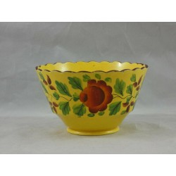 Rare Antique Yellow Canary...