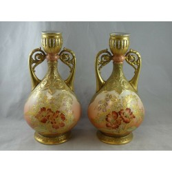 Stunning Antique Pair of...