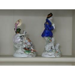 Lladro Porcelain Figure...