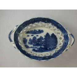 Antique Early Spode Forest...